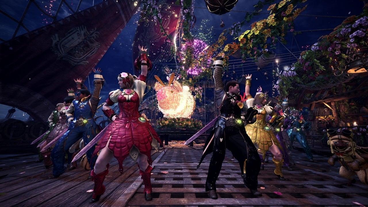 Monster Hunter World Spring Blossom Fest Details Plus