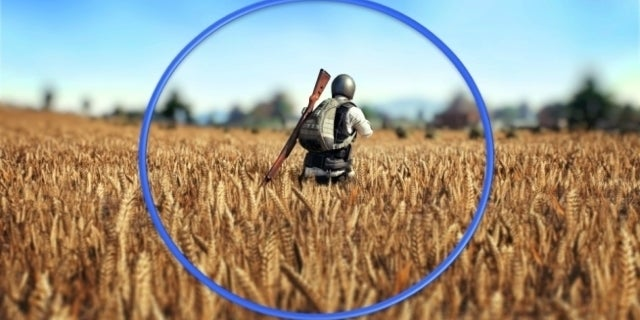How To Make A Gif Your Wallpaper Iphone X Pubg Players Discover Hack That Make The Blue Circle Of