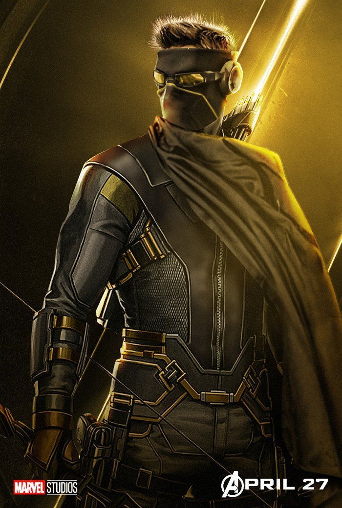 Avengers Infinity War  Best Fan Posters of Characters Who Might Be in the Movie