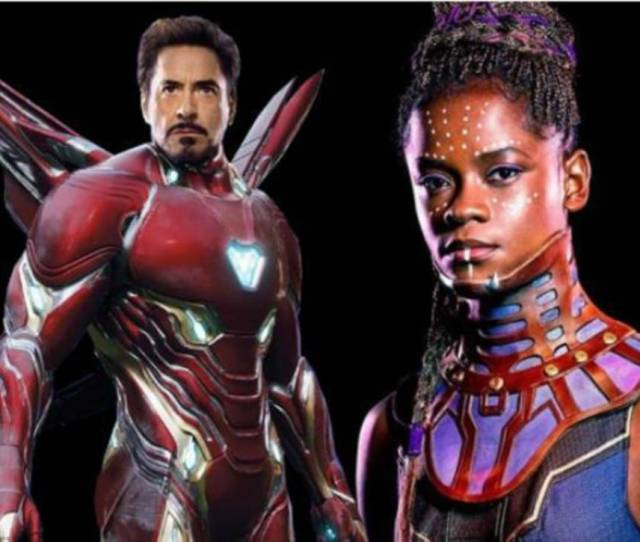 Avengers Infinity War Does Iron Mans New Armor Use Wakandan Tech