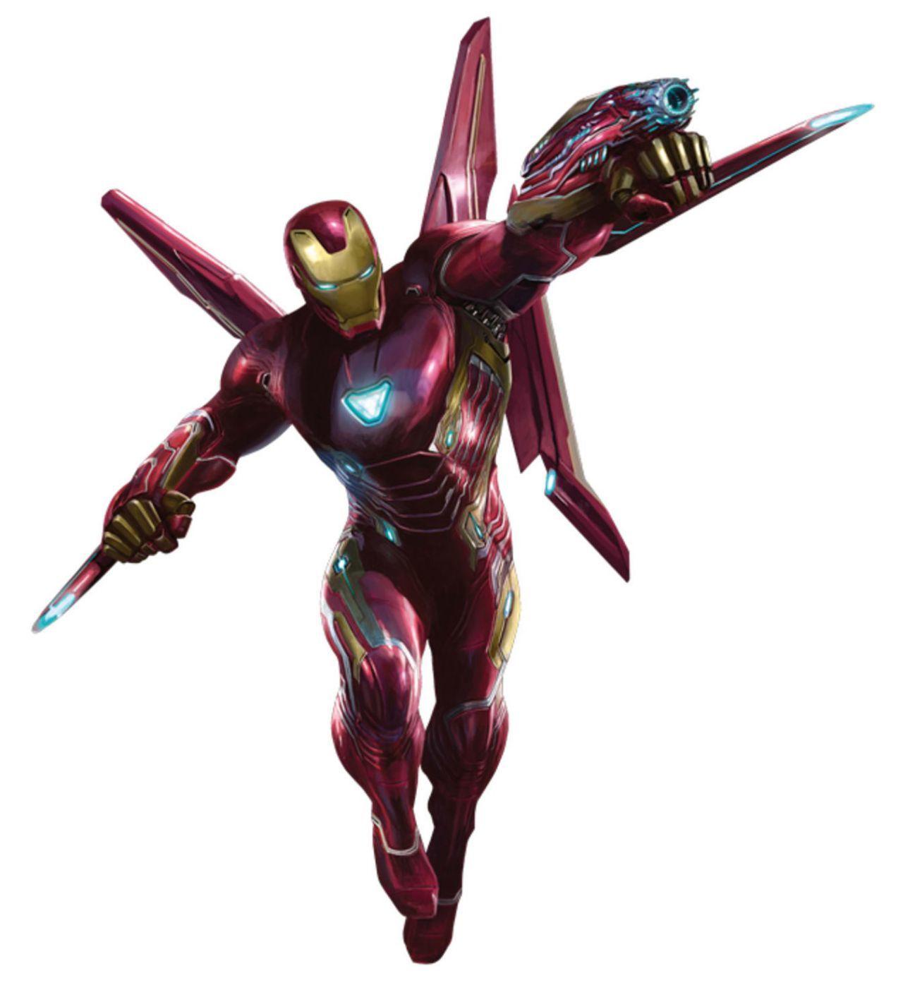 Armor Iron Man Weapons Warfare