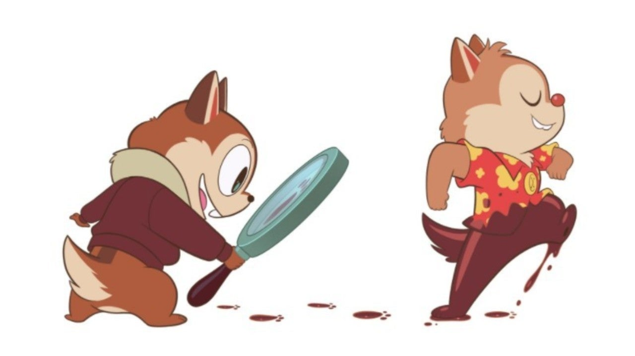 new chip n dale