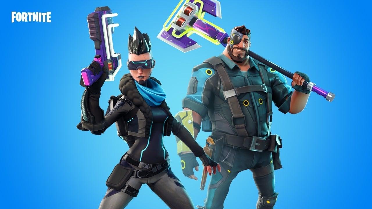 Fortnite V35 Update Brings New Mode New Heroes Amp More