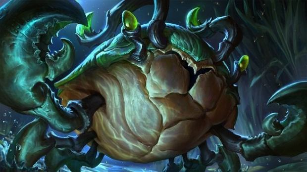 League of Legends Rift Scuttler
