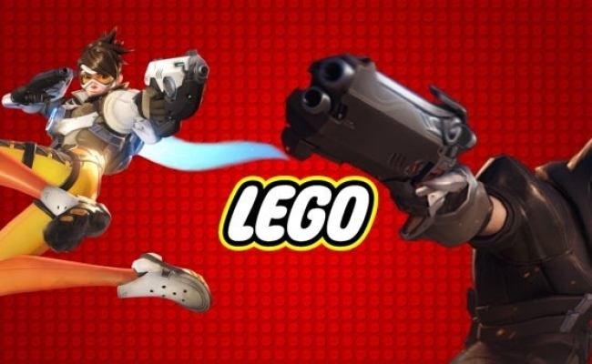 New Overwatch Lego Line Announced Coming Soon