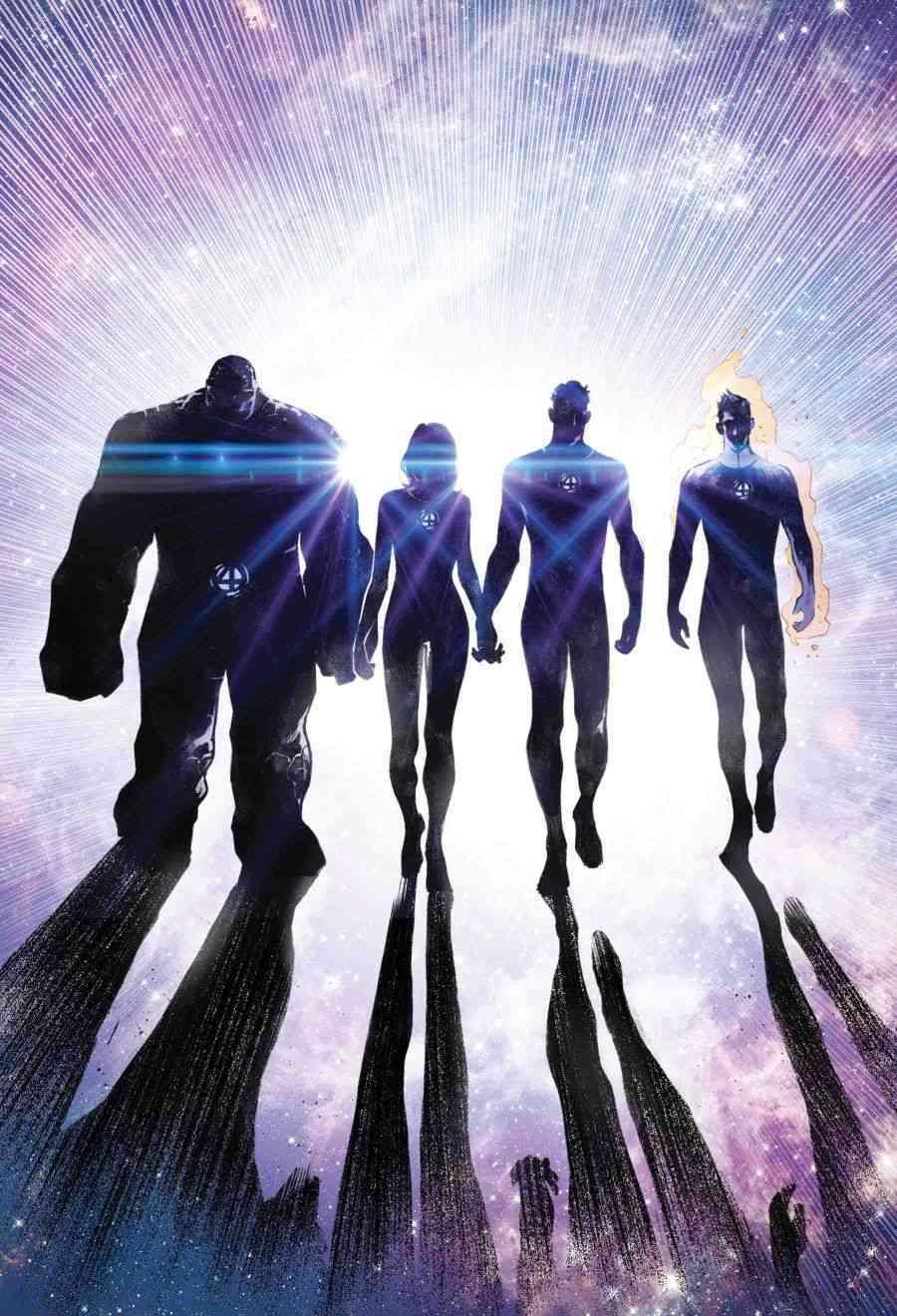 Marvel August 2018 Highlights Fantastic Four Return X