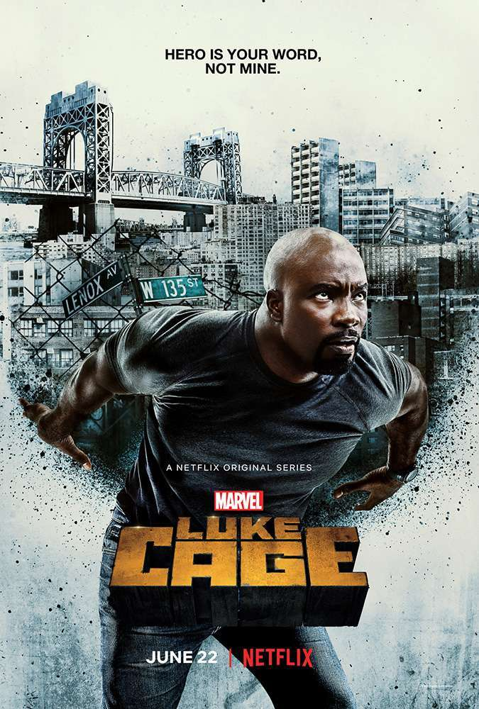 Image result for luke cage s2 poster