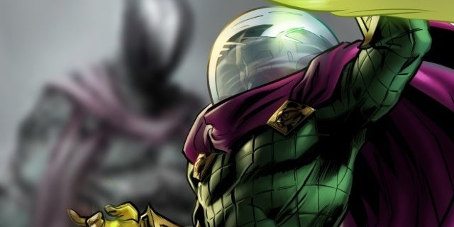 SpiderMan Homecoming 2 We Wish This Mysterio Fan Art