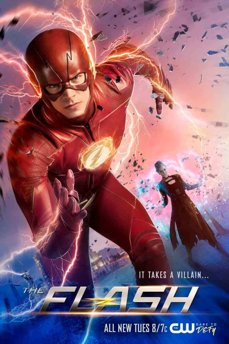 Where Can I See Season 2 Flash