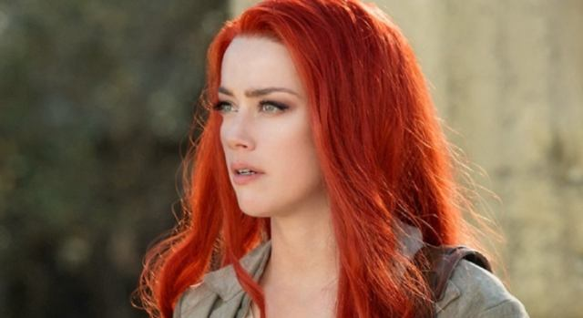 Image result for amber heard mera