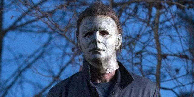 Michael Myers Looms Large in Latest Halloween Photo