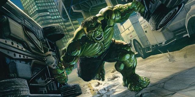 Deadpool Hd Wallpaper Marvel Reveals Why The Hulk Has So Many Purple Pants