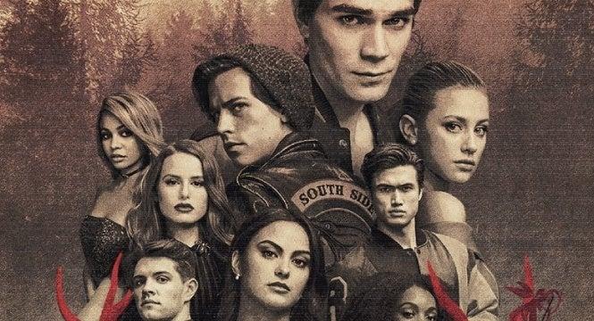 Riverdale saison 3 affiche