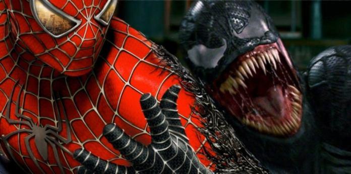 Image result for Venom in Spider-Man 3
