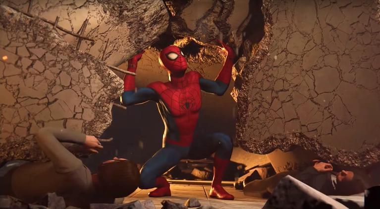 spider-man-ps4-steve-ditko-incroyable-araignée-33