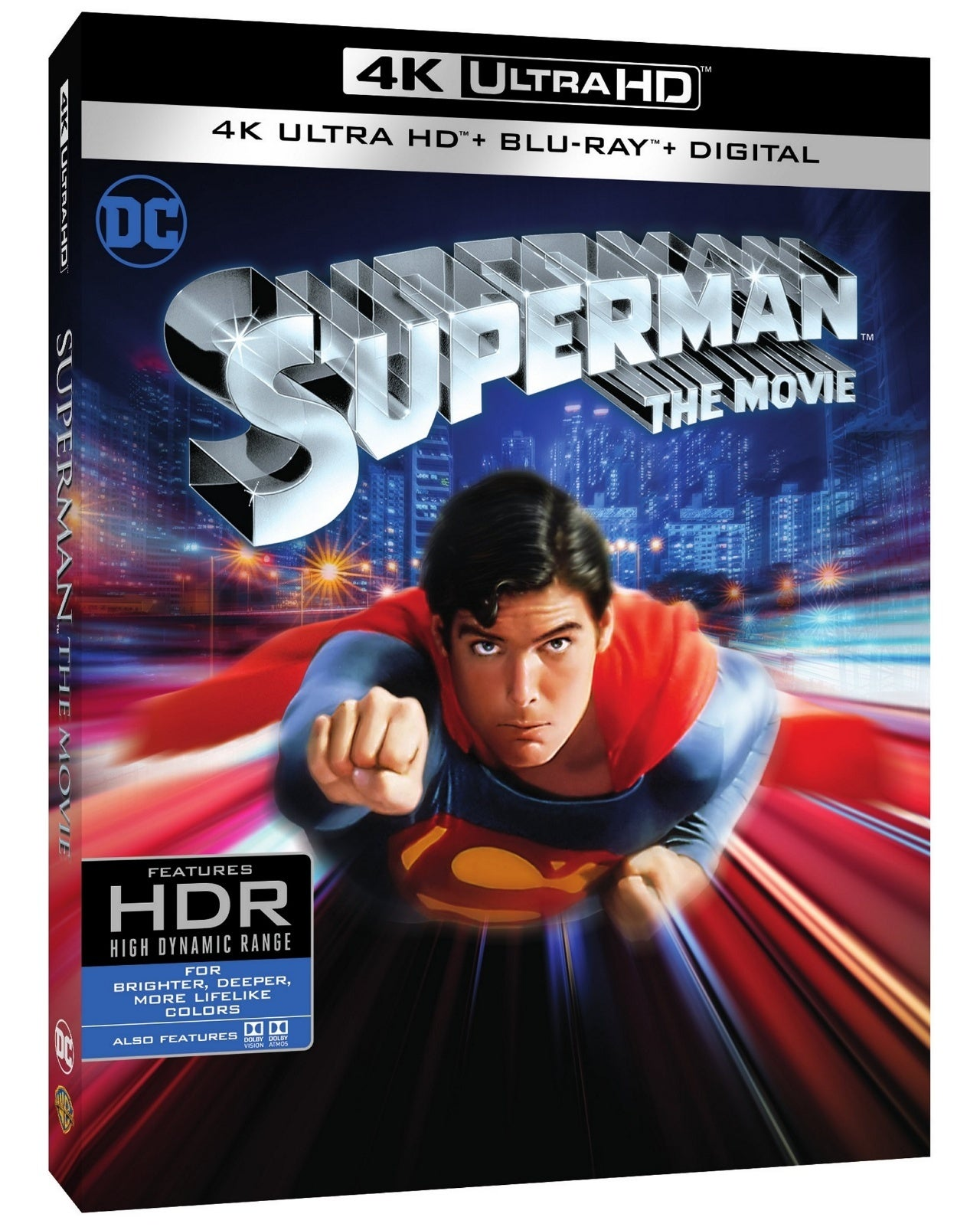 'Superman: The Movie' to Be Released on Ultra HD Blu-Ray for First Time