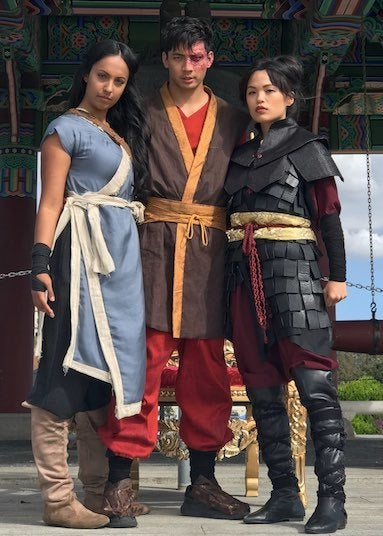 Prince Zuko Actor : prince, actor, Avatar:, Airbender', Live-Action, Reveals, Impressive, First