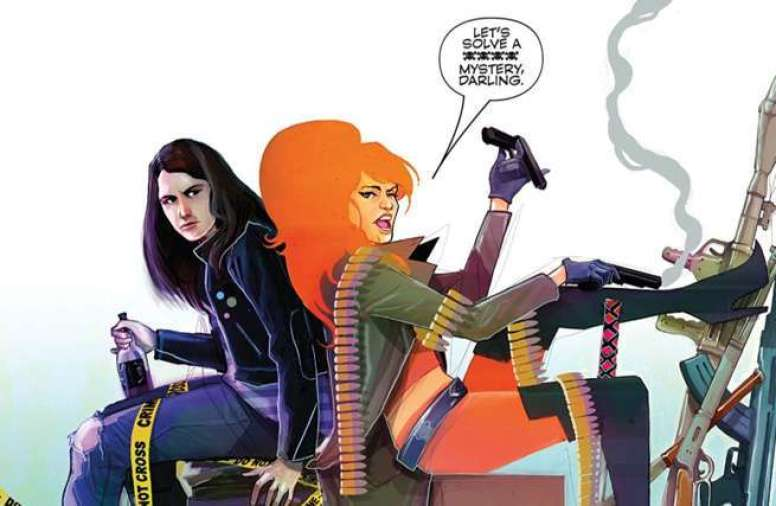 8 Reasons the New 'Jessica Jones' Is a Must-Read