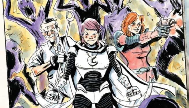Moon Knight #200 Review - Jeff Lemire