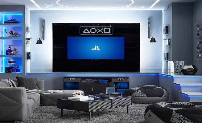 PlayStation Unveils New Official Gaming Lounge Home Collection