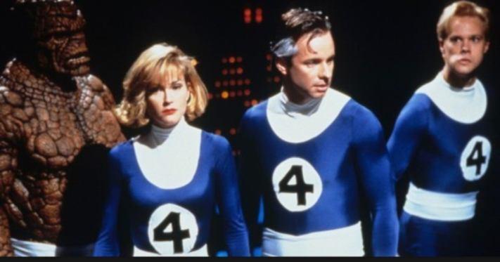 Image result for fantastic four 1994