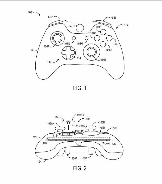 Xbox Elite Controller 2 Patent Reveals Deeper