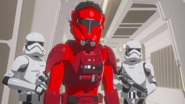 red pilot