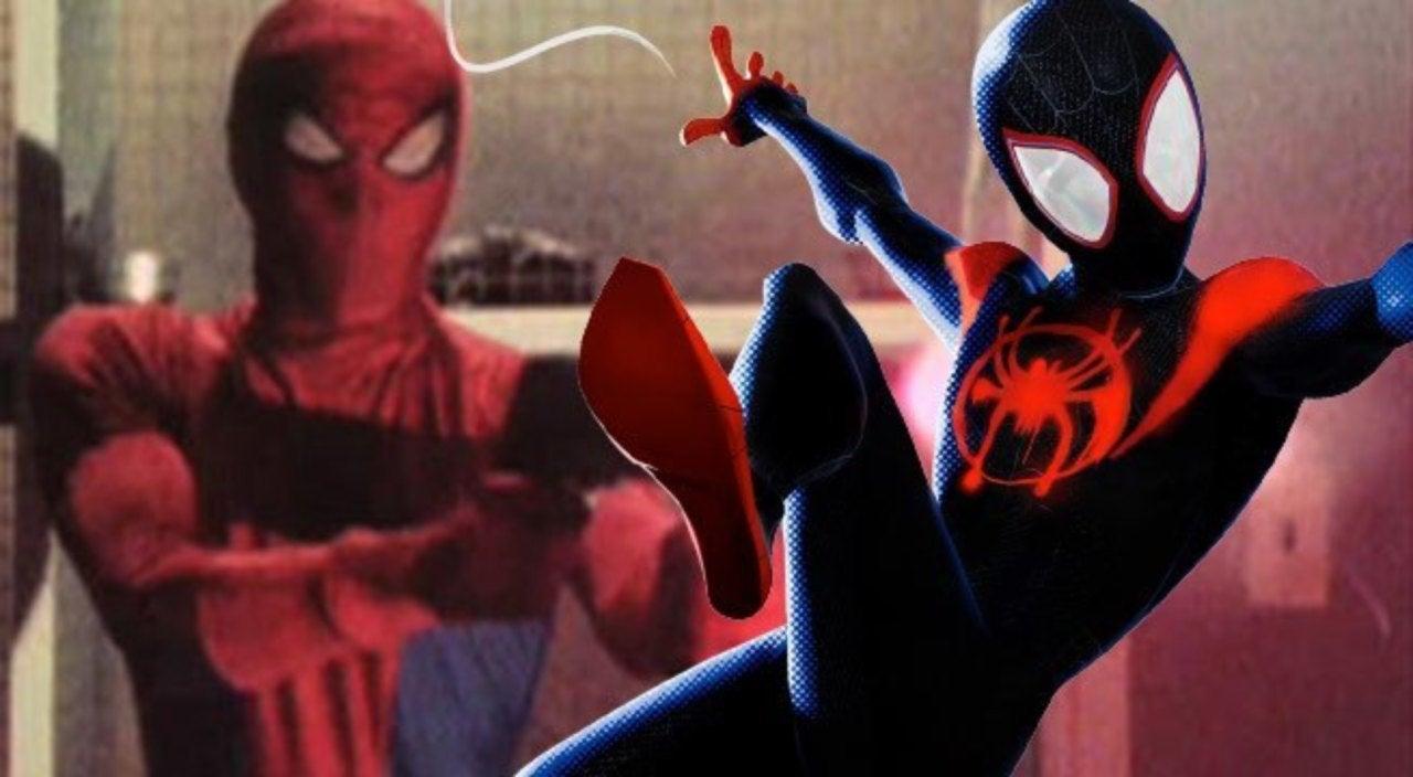 spider verse producer will