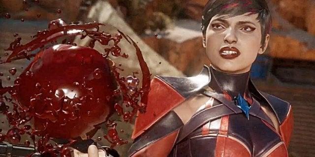 Girl Warrior Anime Live Wallpaper Mortal Kombat 11 Features The Return Of Skarlett And
