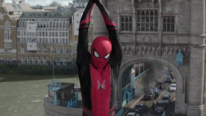 Il trailer di Spider-Man Far From Home