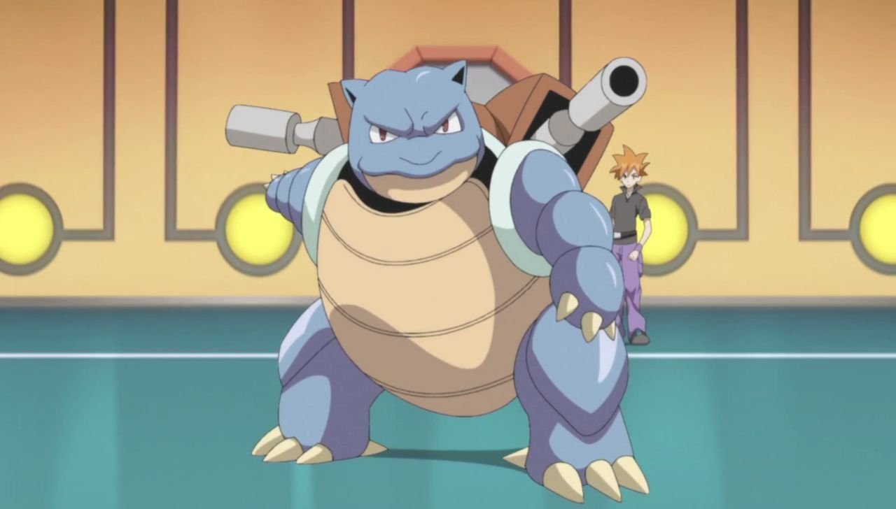 pokemon blastoise might not