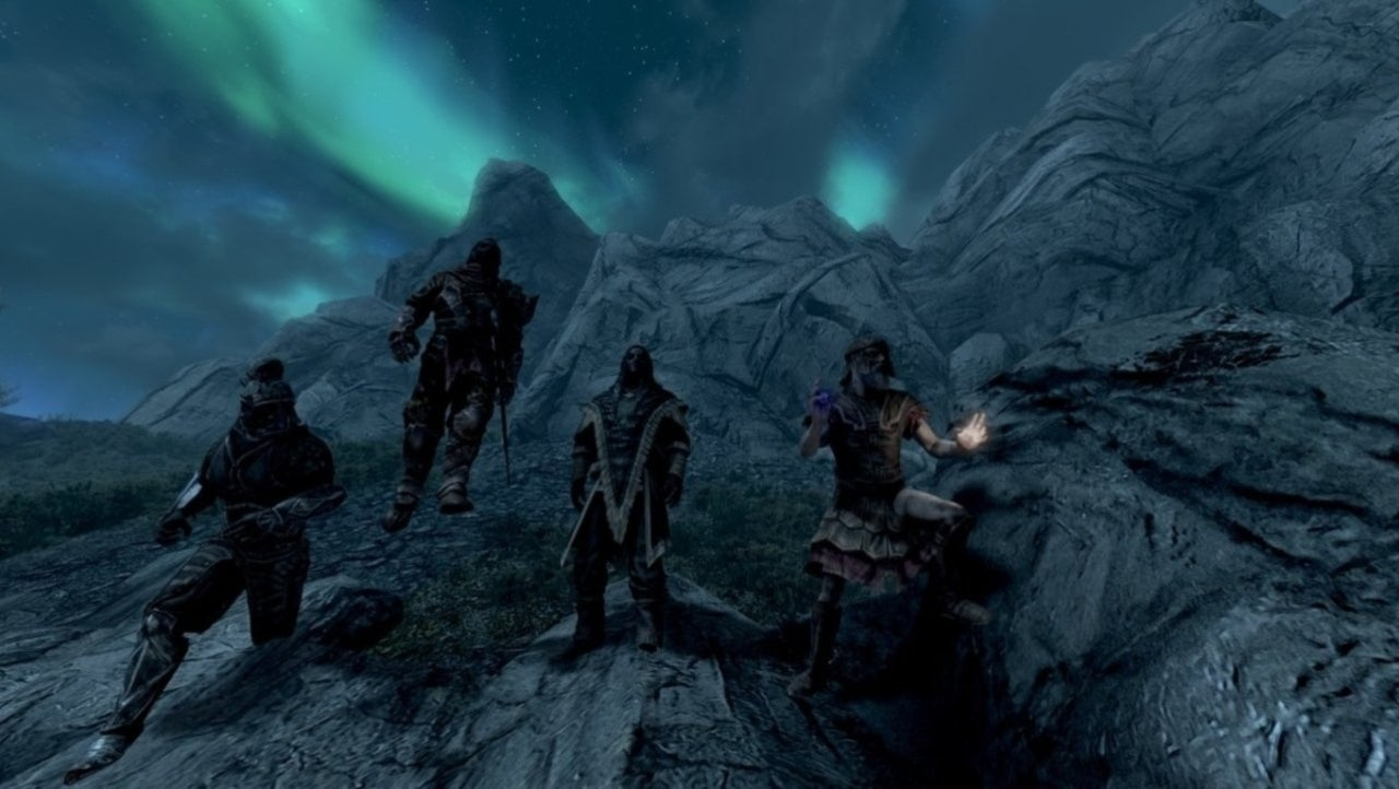 skyrim together mod accused