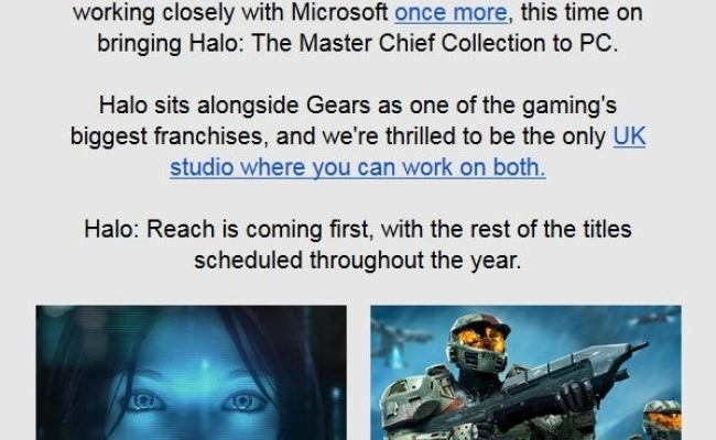 All Of Halo The Master Chief Collection S Titles Will