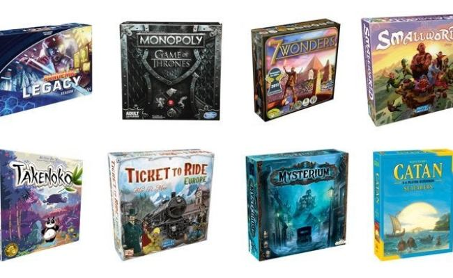An Epic Board Game Sale Is Happening Right Now