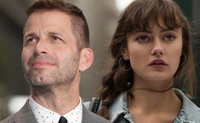 Zack Snyder S Army Of The Dead Casts Ella Purnell As Dave
