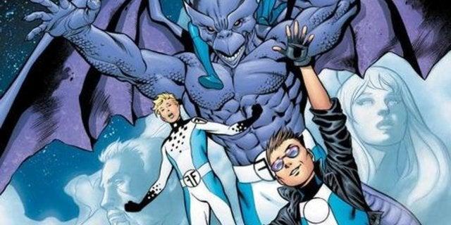 Marvel Announces New Fantastic Four Spinoff Future Foundation