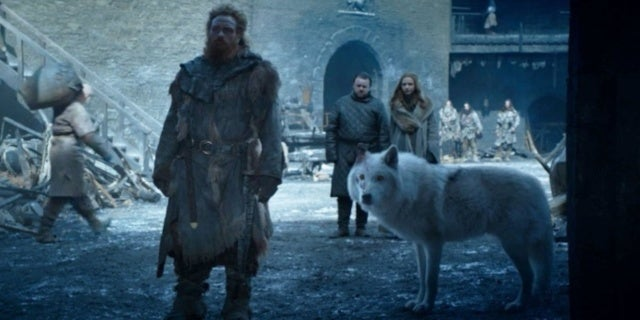 Many Game Of Thrones Fans Pissed At Jon Snow For Leaving Ghost