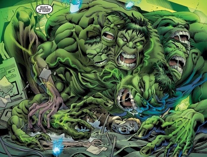 Immortal Hulk Reveals a Horrific New Abomination