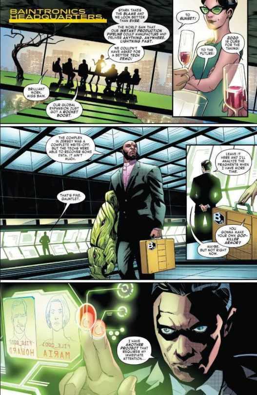 Iron Man Tony Stark 11