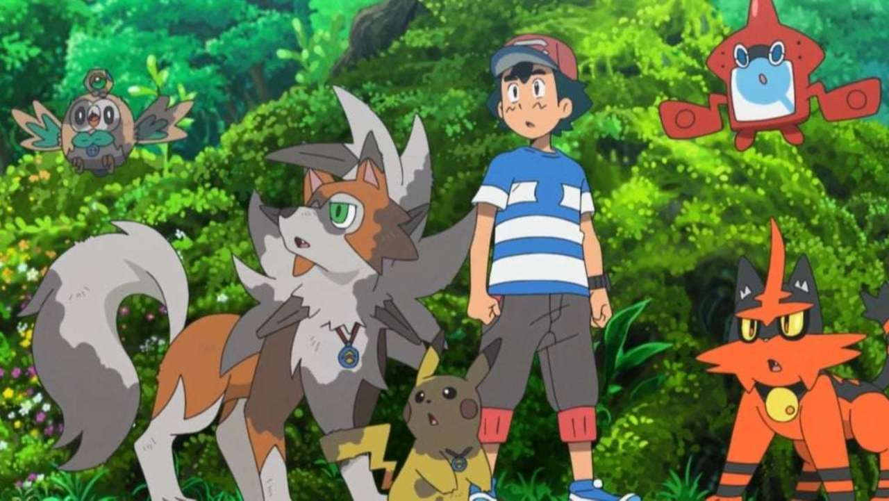 pokemon sun moon teases