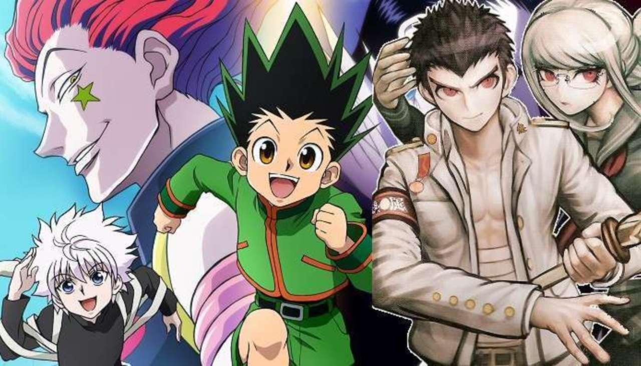 Hunter x hunter belongs to yoshihiro togashi. Hunter x Hunter Makes Surprise Appearance In Danganronpa