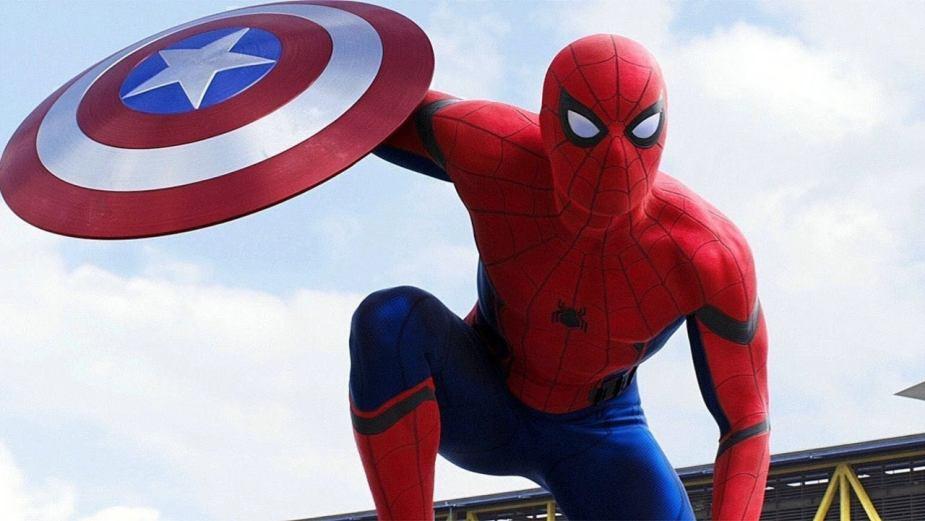 Image result for tom holland spiderman civil war