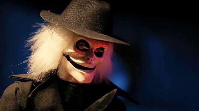 Jouets terrifiants - maître de marionnettes