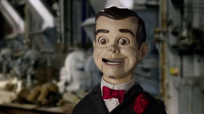 Jouets terrifiants - Slappy the Dummy