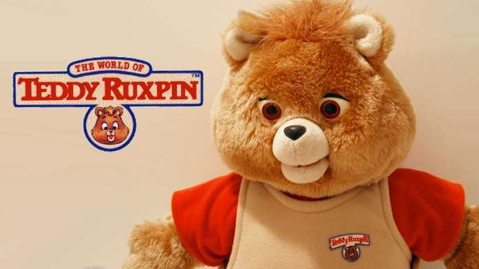 Jouets Terrifiants - Teddy Ruxpin