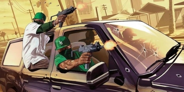 Gta V Car Wallpaper Grand Theft Auto 6 Release Date Is Far Away Claims Analyst