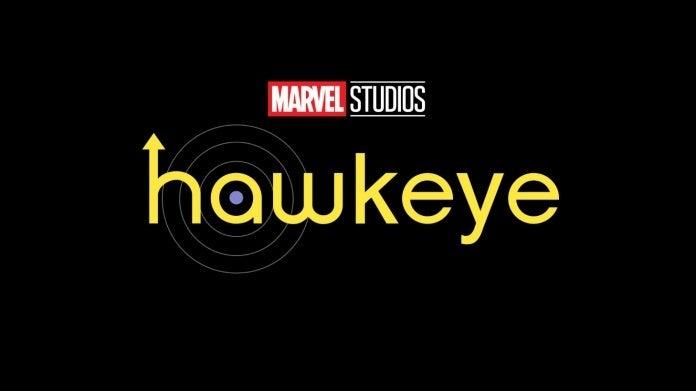 Hawkeye Disney+ logo