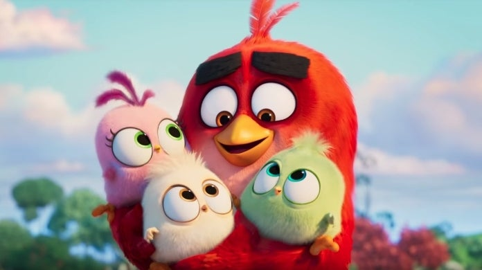 Angry Birds Film 2 Récolte