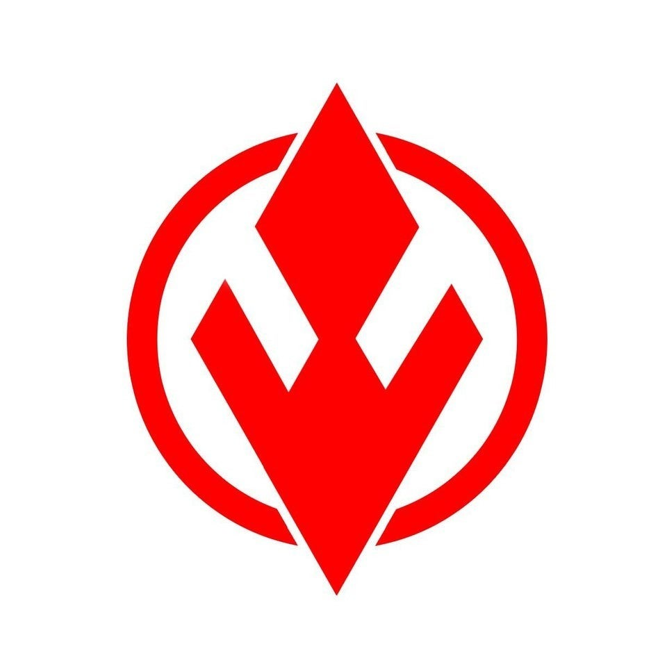 Star Wars New Sith Symbol Insignia Rise of Skywalker