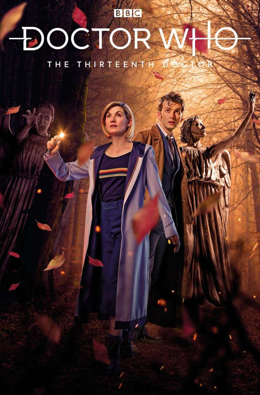 Doctor Who The Thirteenth Doctor Season Two #1
